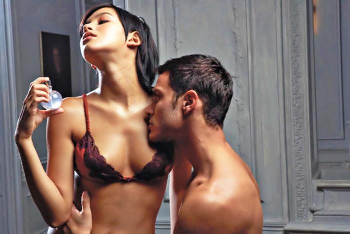 Какие ароматы возбуждают мужчин?