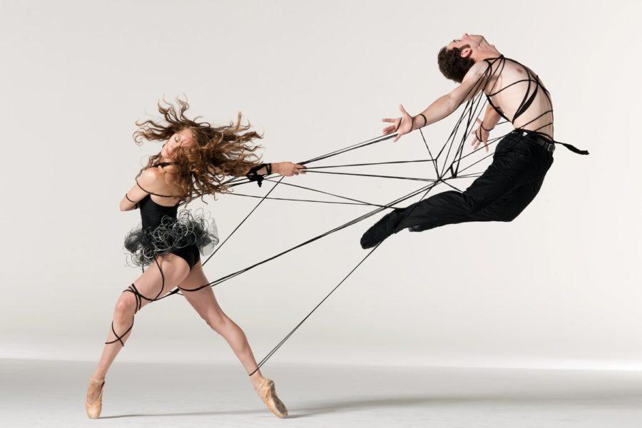 пара в танце