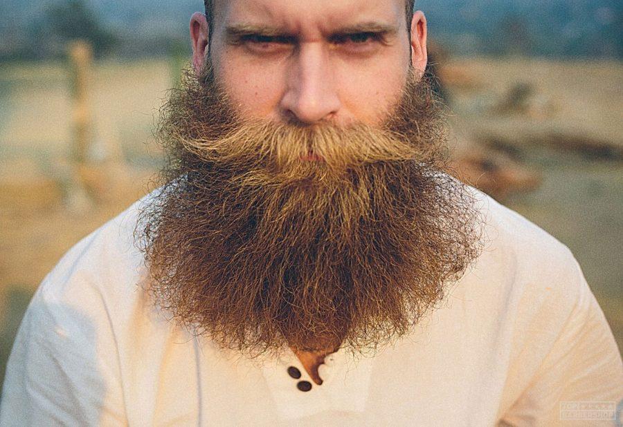что скрывается за мужской бородой