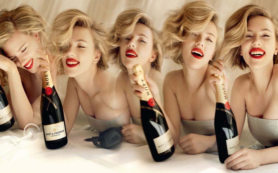 как мужественный запах заставляет женщин пить больше алкоголя