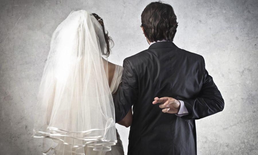 Измены в свободном браке
