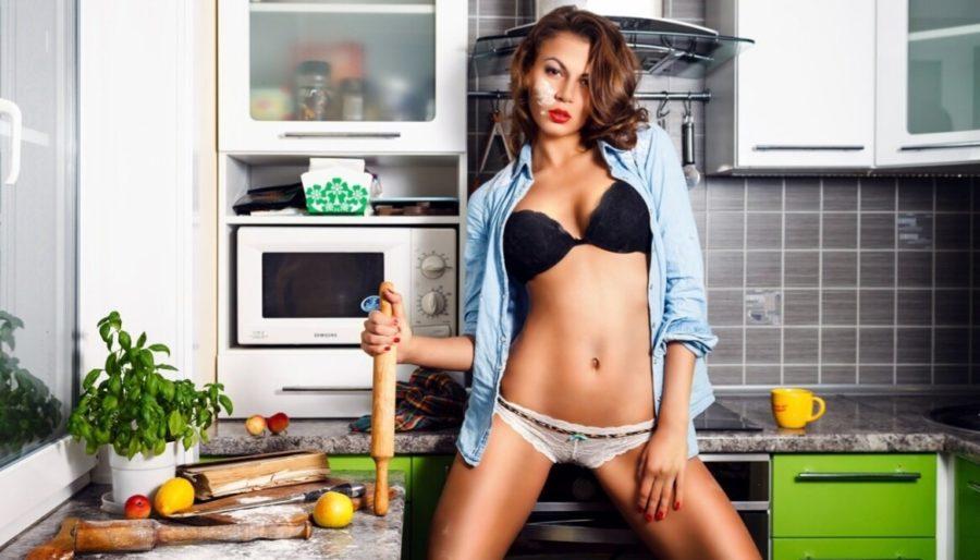 Здоровая еда хороший секс