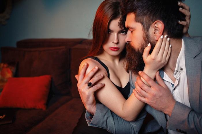сексуальность бородатых мужчин