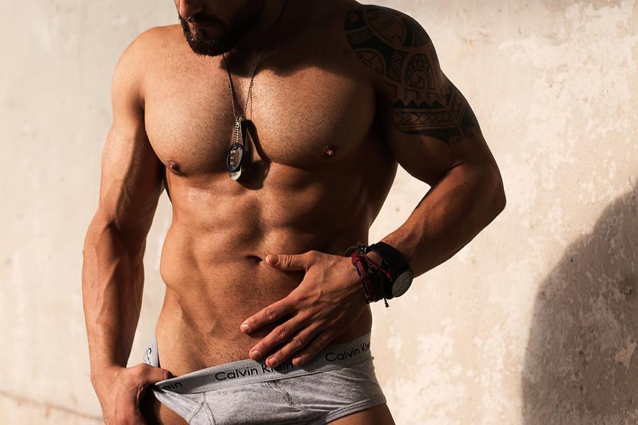мужчины и тестостерон