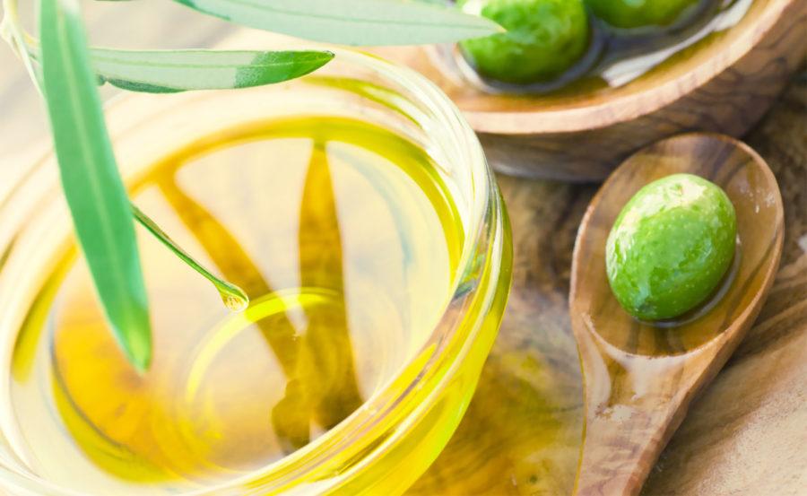 оливковое масло в качестве лубриканта