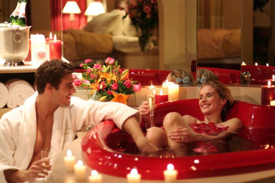 ванна свечи