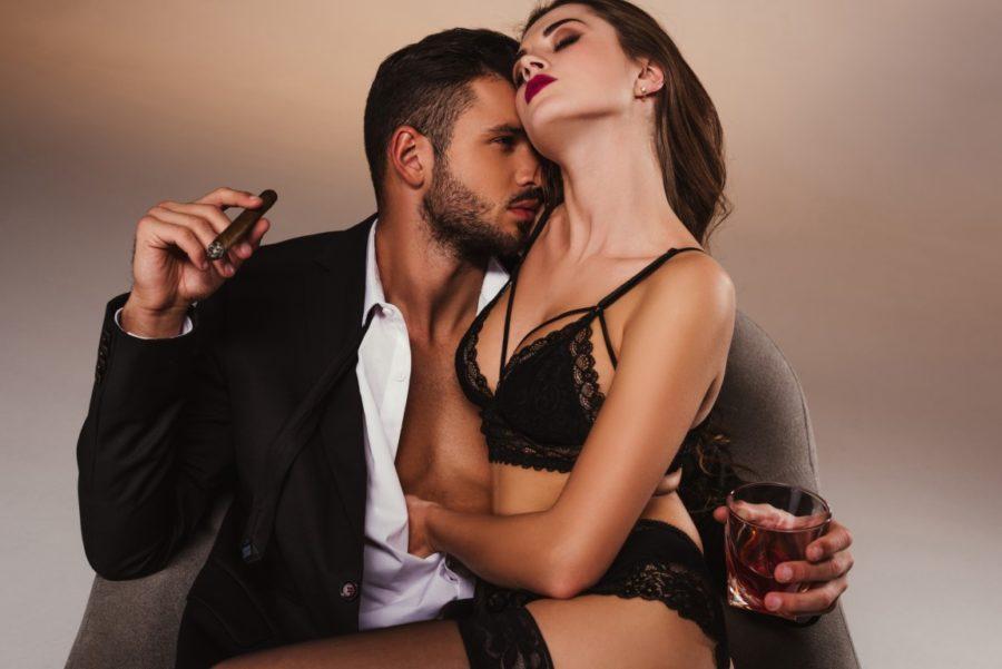 Сексуальность мужчин и женщин