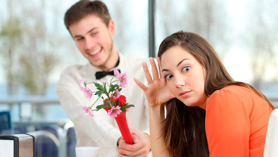 Знакомство и общение с девушками