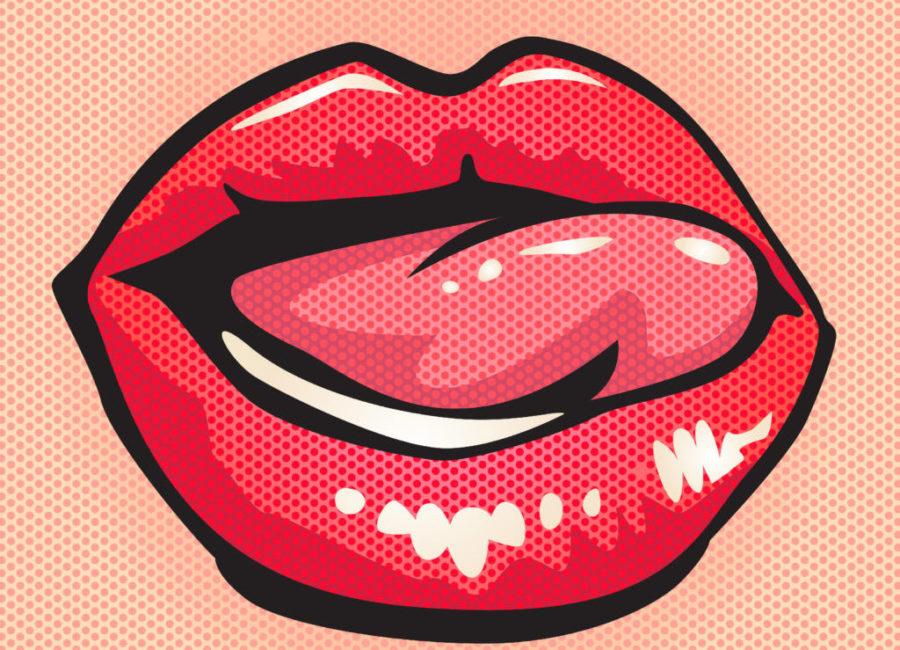 о том как правильно целоваться