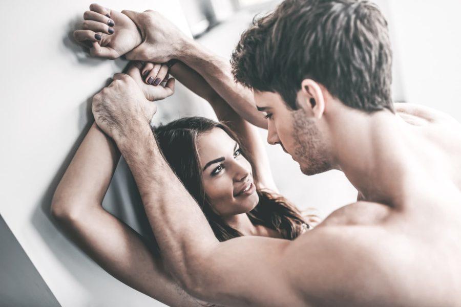 секс с новым партнером