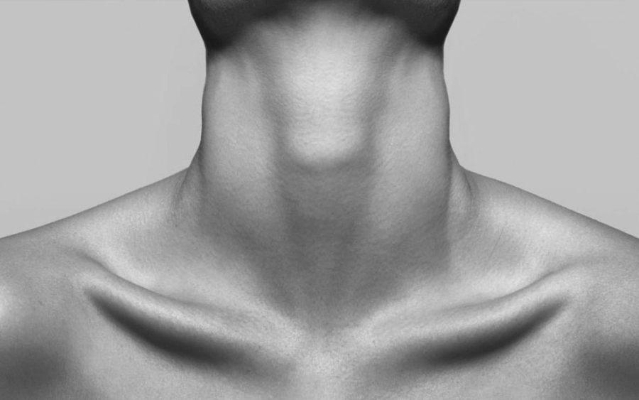 мужская сексуальная шея