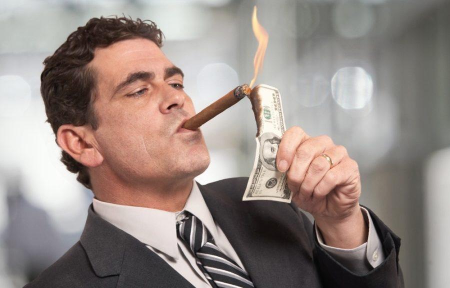 к чему снится богатый мужчина