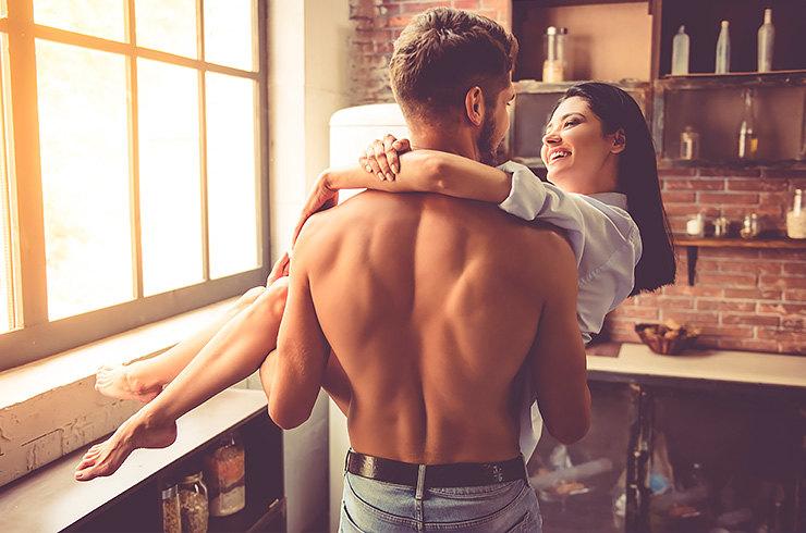 секс делает нас счастливее
