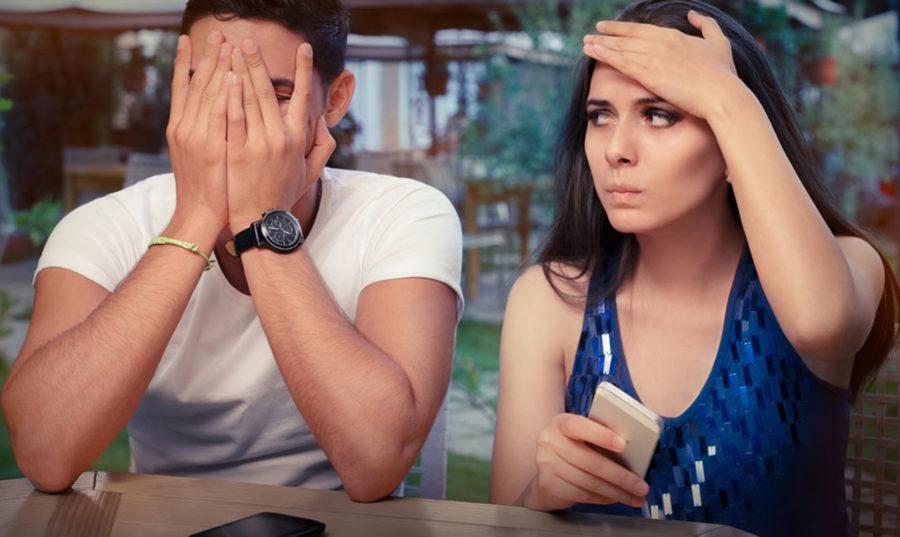 Как испортить отношения с парнем