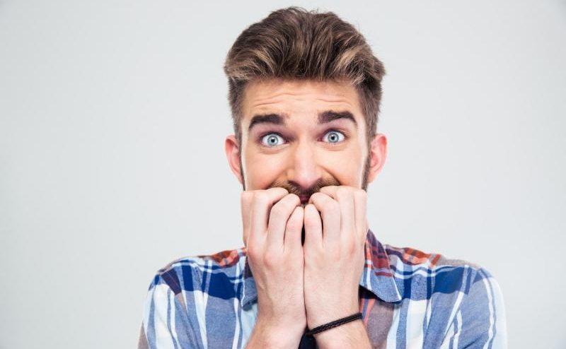 мужчина боится секса