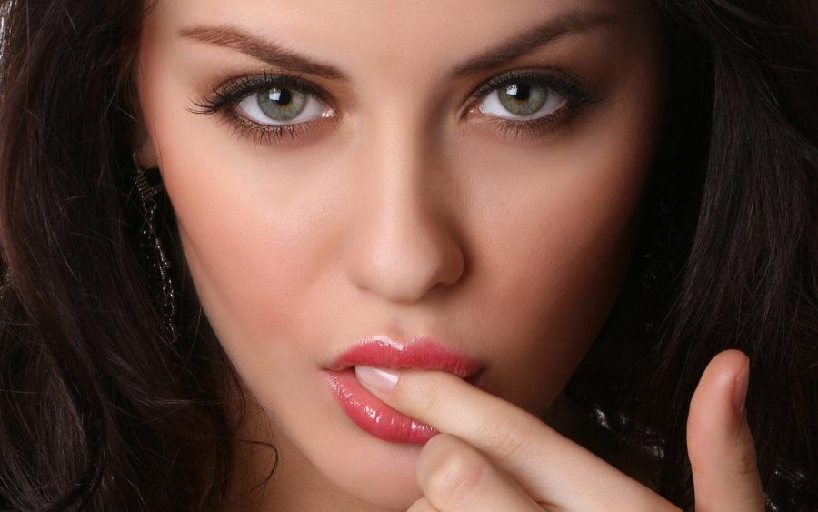 язык тела-глаза