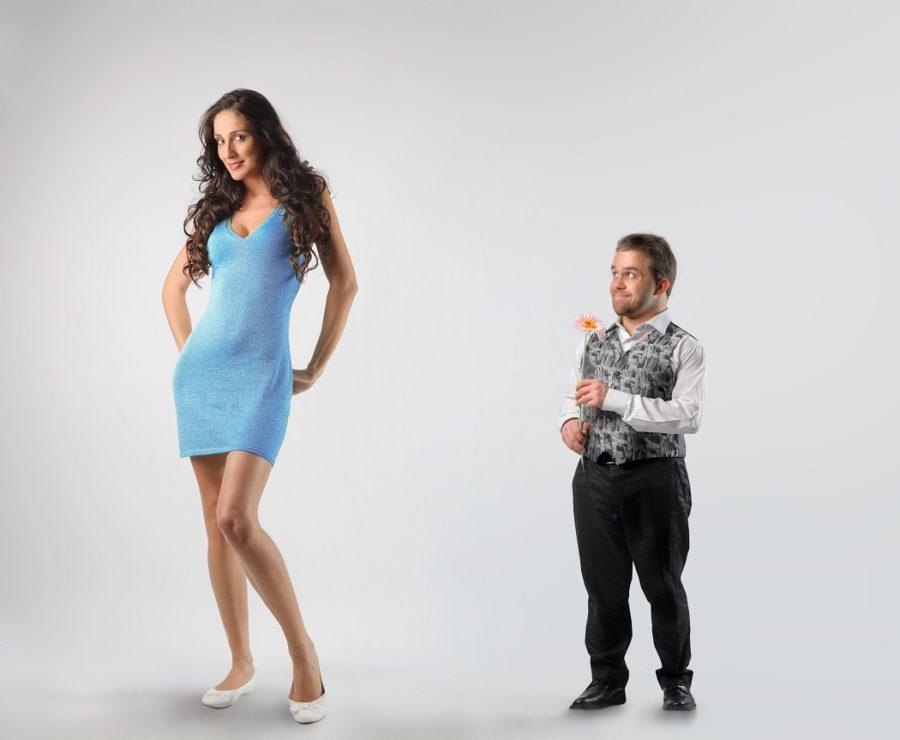 Мужчина и женщина с разных планет