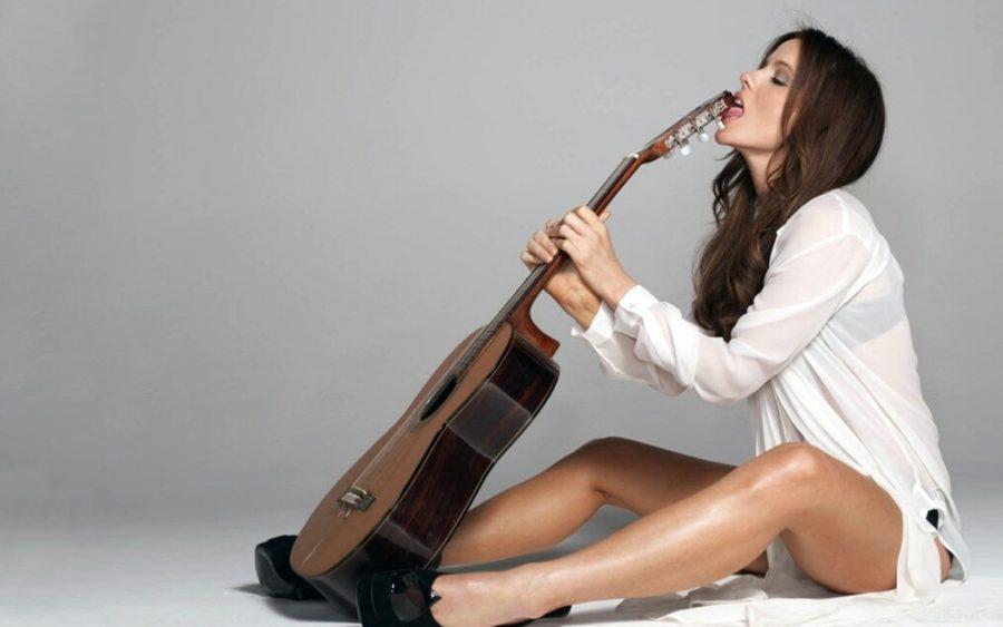 про сексуальную музыку