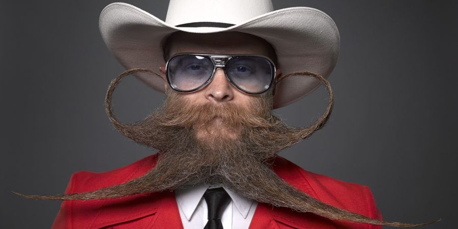 знание бородатых мужчин