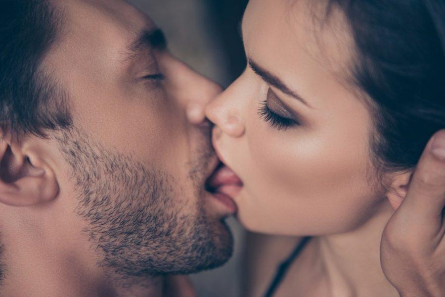 важность поцелуев