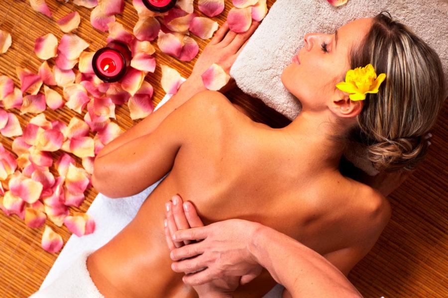массаж приведет к сексу