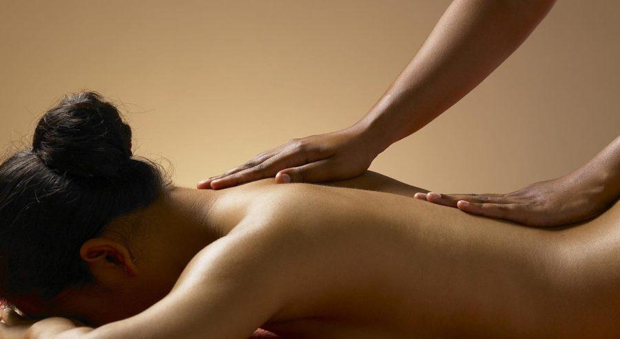 про эротический массаж с окончанием