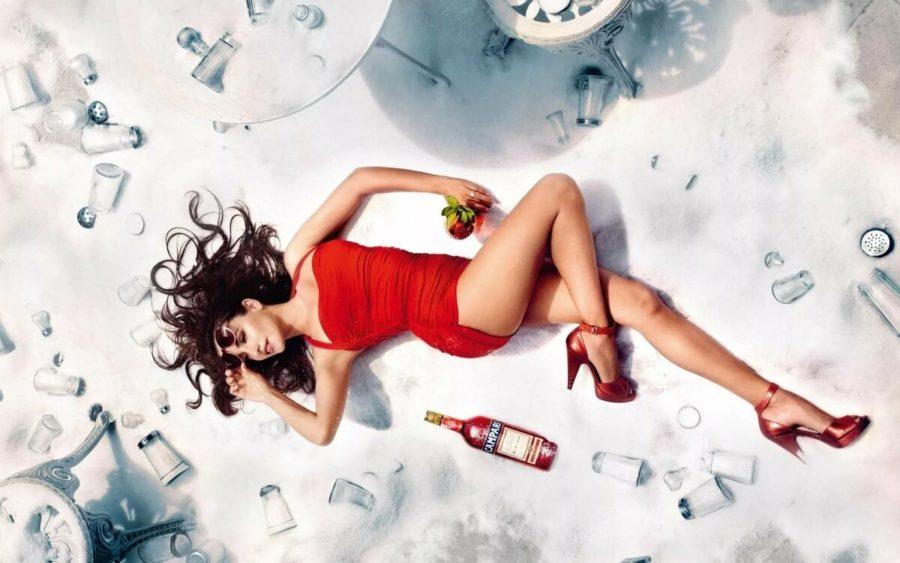 Секс в алкогольном опьянении