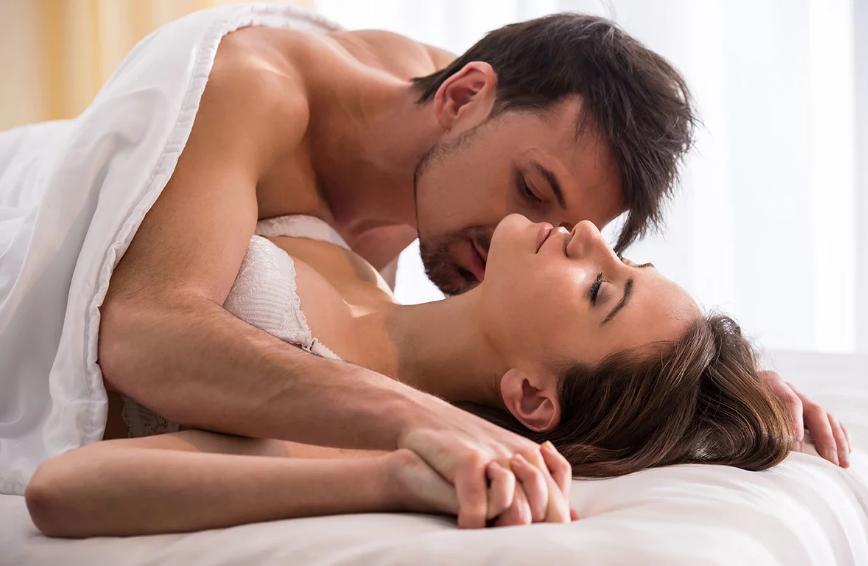 Секс в крепких отношениях