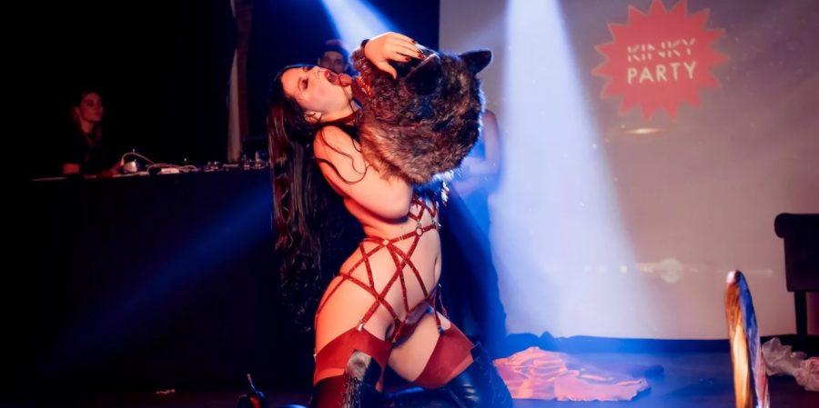 Что можно делать на Kinky Party