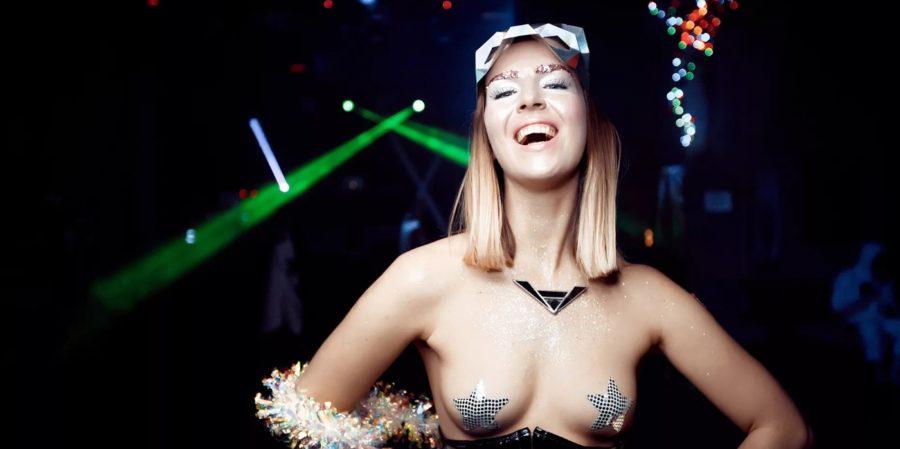 Интимная вечеринка Kinky Party