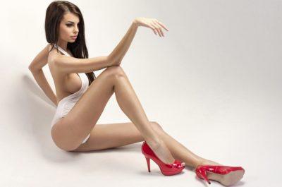 Правда ли, что каблуки делают девушек более привлекательными?