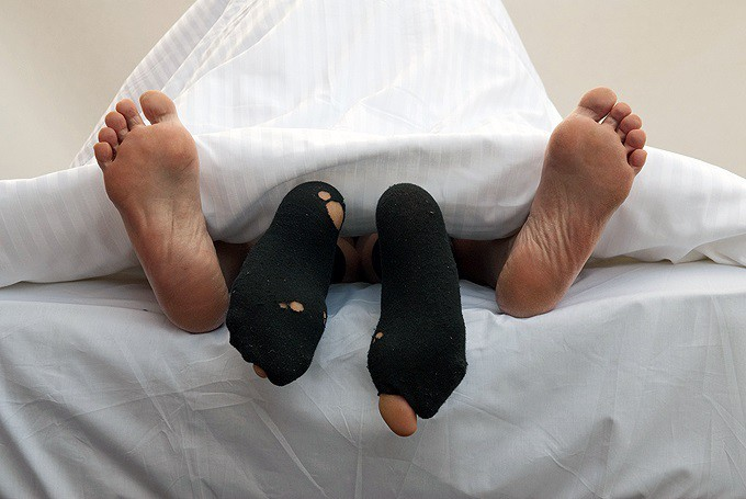 секс в носках