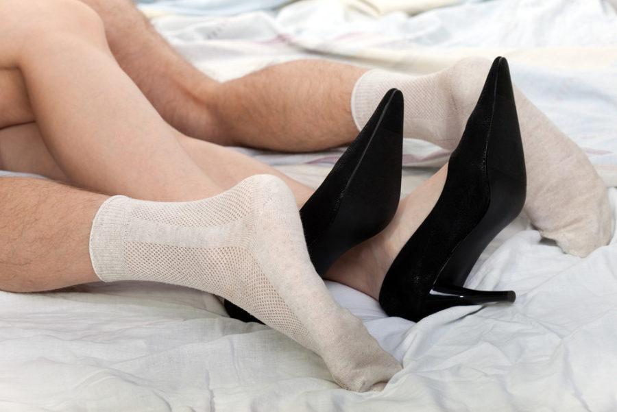 секс в обуви