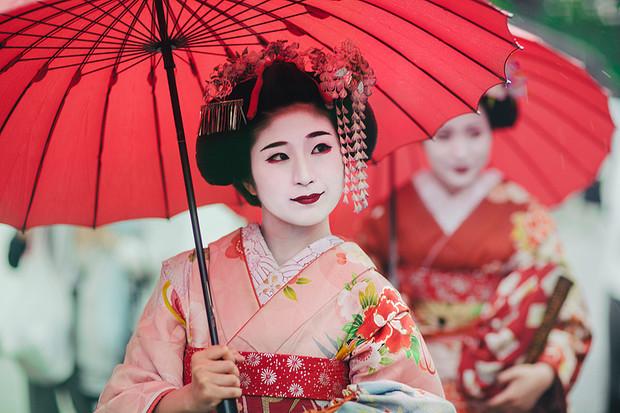использование шариков гейши