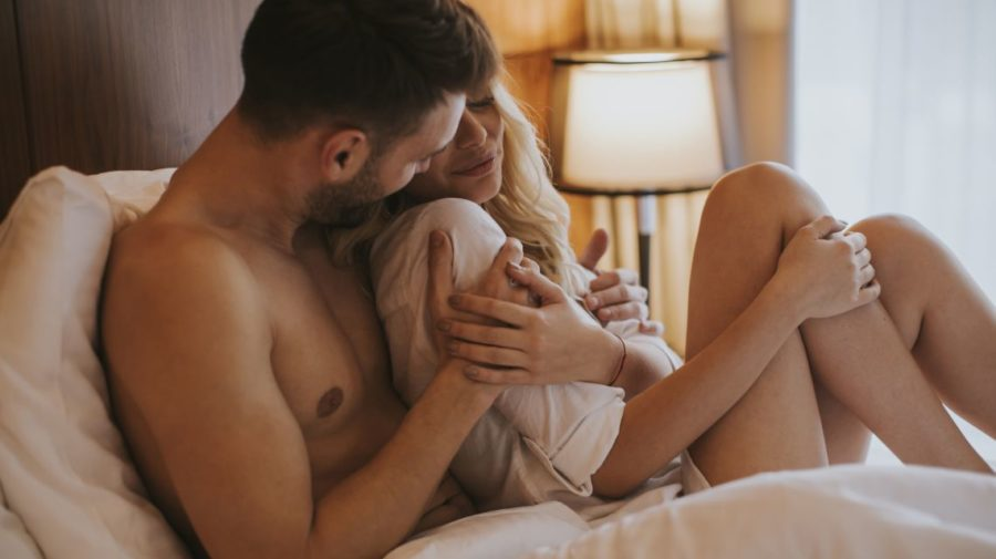 чаще заниматься сексом