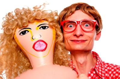Надувная резиновая женщина. Кукла для мужчин как настоящая.