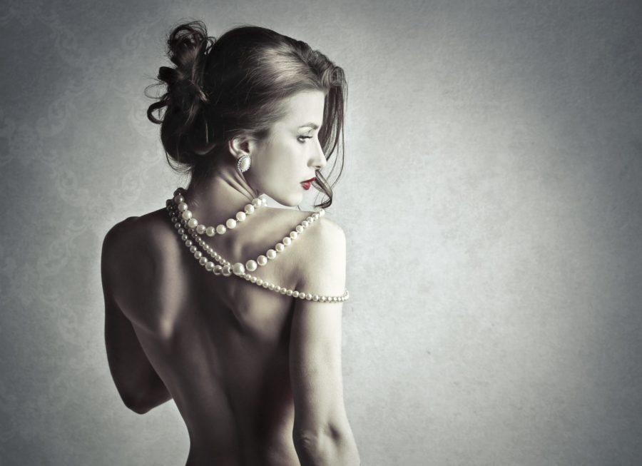 Жемчужное ожерелье: