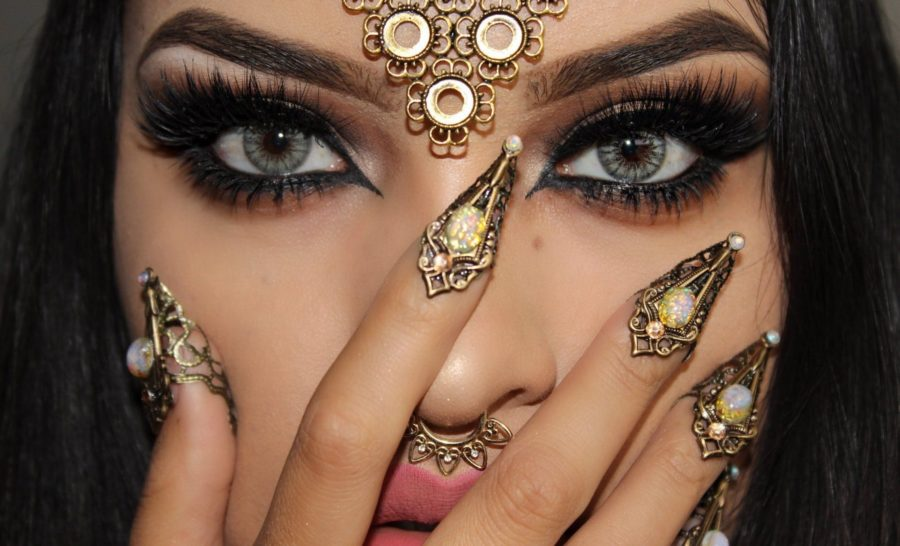 красота арабских женщин
