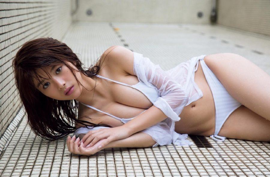девушка из японии
