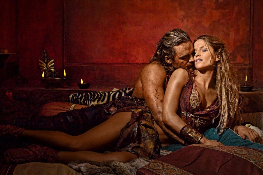 Анальный секс сквозь века