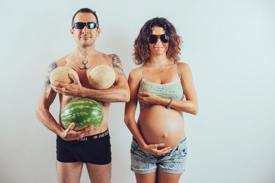 Беременность в мифологии