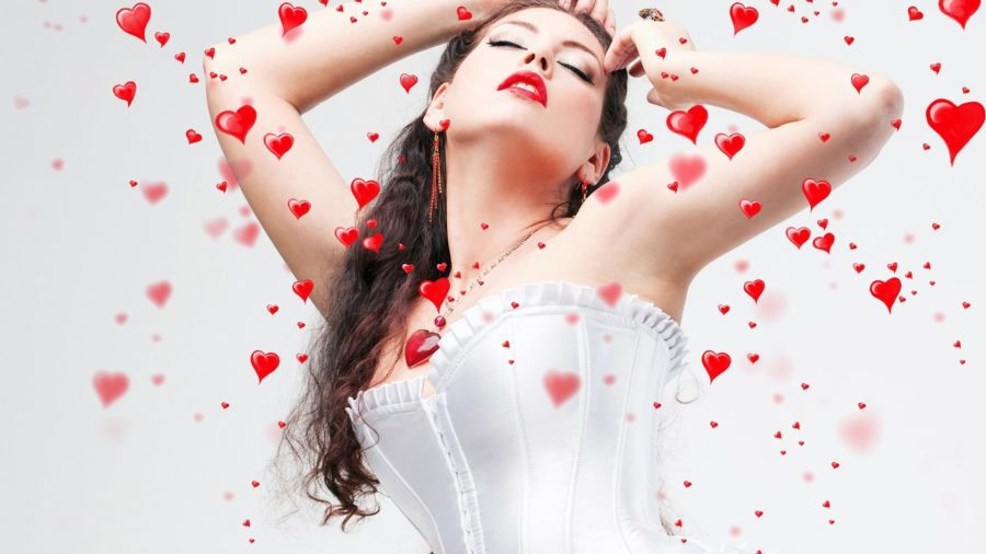 Признаки любящей девушки