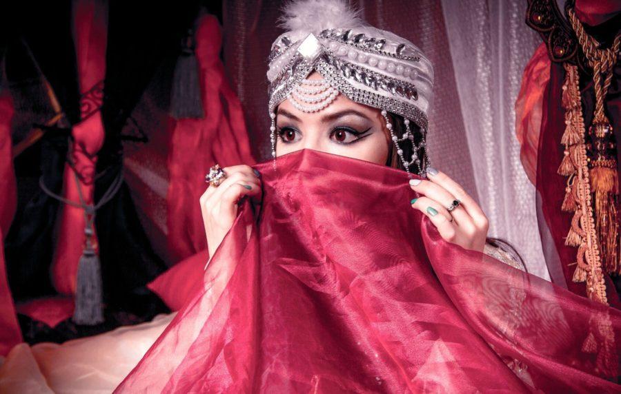 какие они красивые арабские женщины