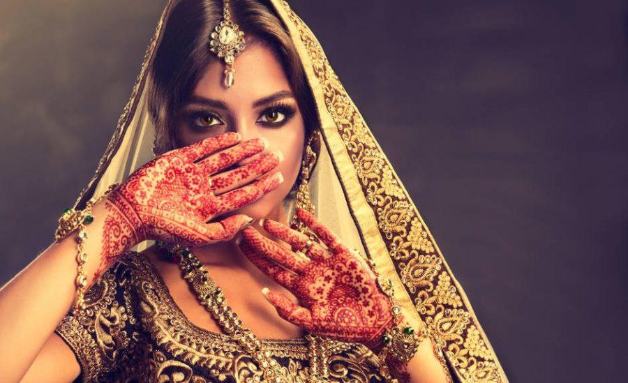 красивые арабские девушки