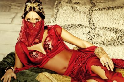 Красивые арабские женщины – секреты, подаренные природой