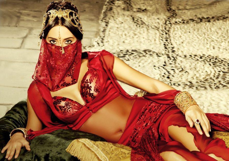 Красивые арабские женщины