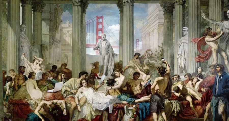 История секса в Риме