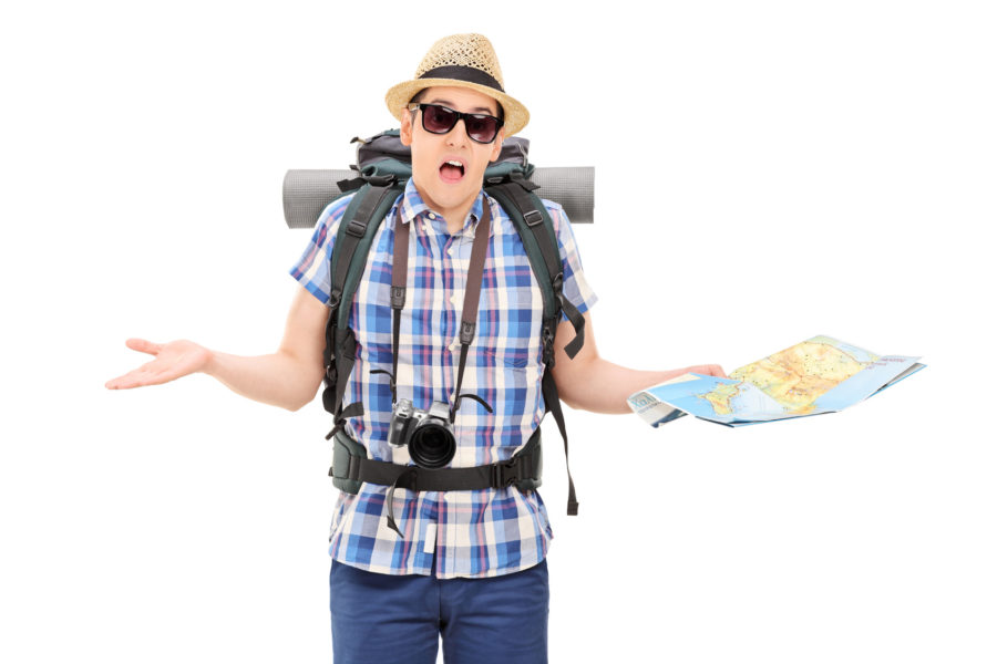 Путешествия вместе с Tinder