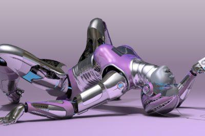 Роботы могут вытеснить человека из сферы секса: мнение эксперта