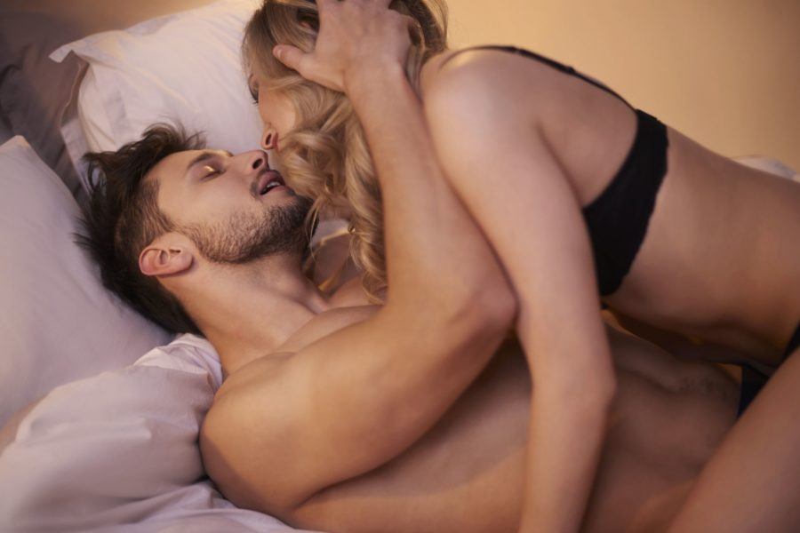 Расслабиться во время секса